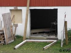 reparere låvedør3