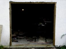reperasjon låvedør 8