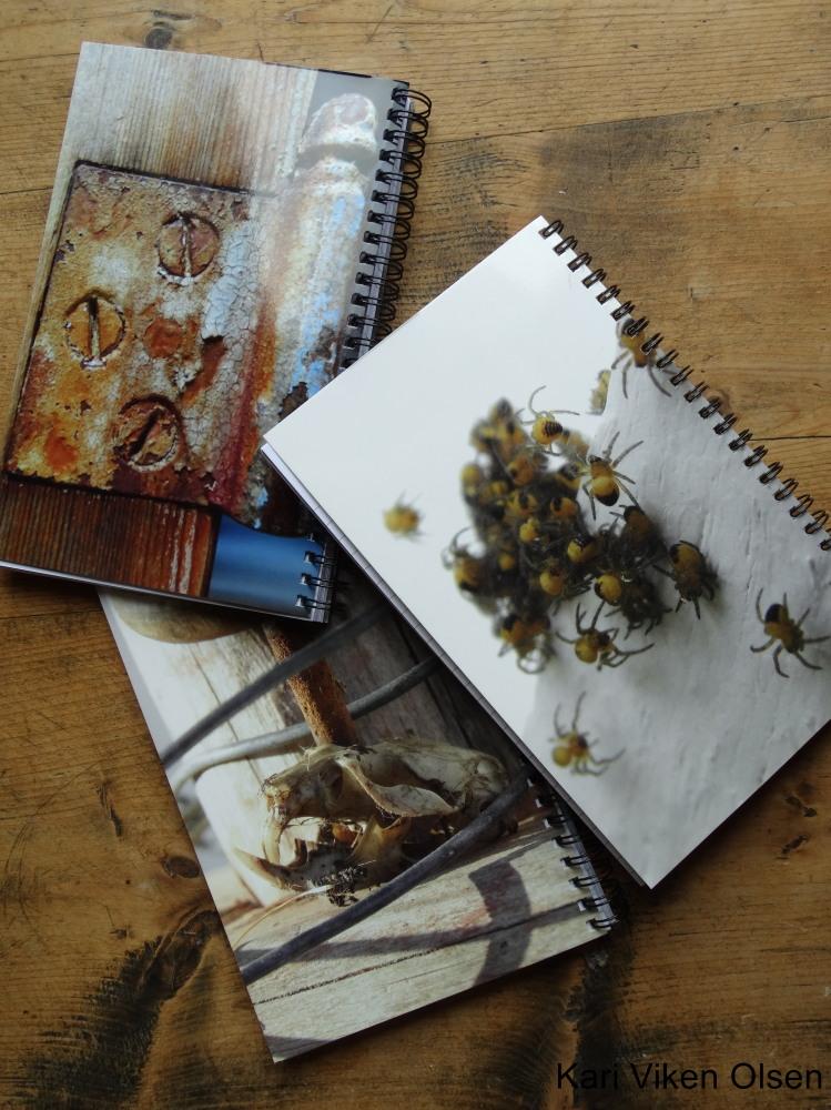 notatbok skriblerier 4
